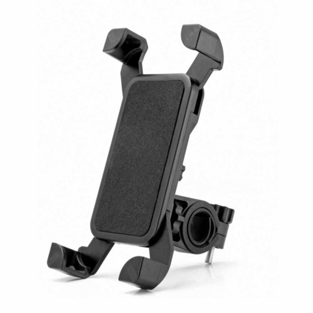 Adjustable universal bike bicycle cell phone mount holder